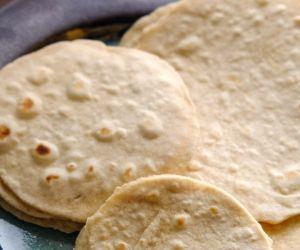 Easy Homemade Flour Tortillas