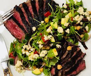 Herb Marinated Wagyu Beef Chuck Eye Steak