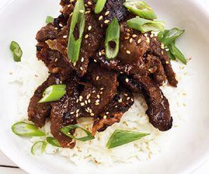 Korean Wagyu Beef Bulgogi with Jasmine Rice