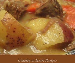 Chunky Venison Stew