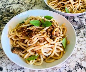 Yaki Udon Noodles Recipe | Kathys Vegan Kitchen