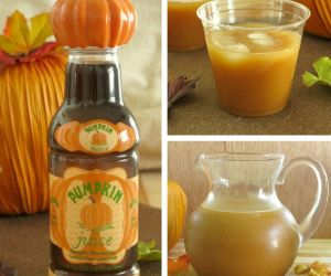 Pumpkin Juice Recipe - Harry Potter Style