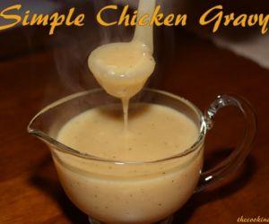 Simple Chicken Gravy