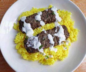 Beef Kofta Kebab
