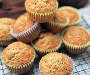 Maple Brown Sugar Muffins