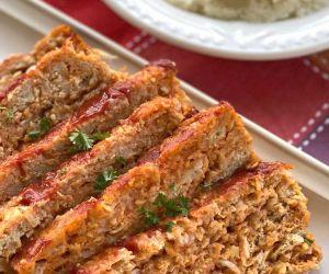 Cheesy Chicken Loaf - Amazingly Delicious!