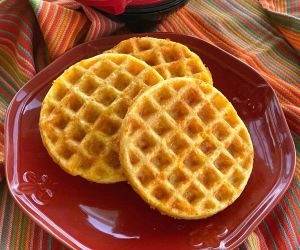 Easy Chaffle Recipe - Just 3 Ingredients!