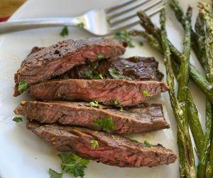 Bavette Steak - Easy Stovetop Recipe