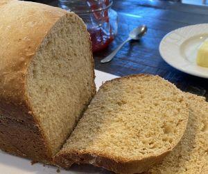 Hearty Sally Lunn Bread (Bread Machine Recipe)