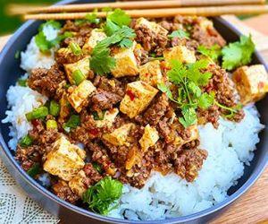 Mapo Tofu with Wagyu Ground Beef